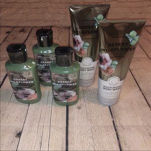 Bath and Body Works Lotion & Body Wash